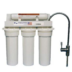 מערכת טיהור מים 4 שלבים